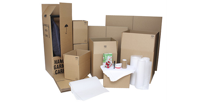 packing service moving company greenlane